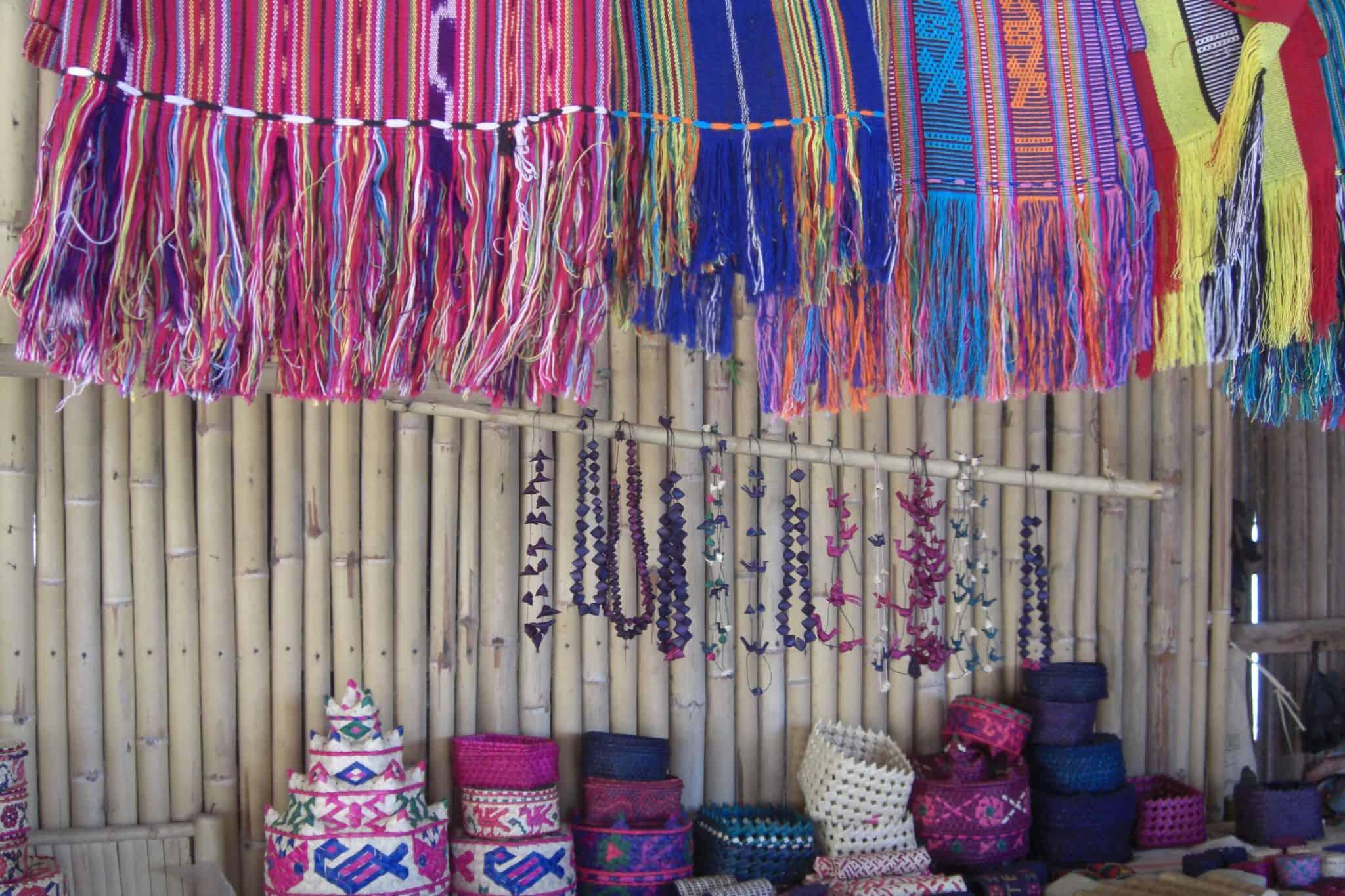 AS cores de Maubara