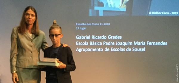 Gabriel Grades, um dos meus heróis 71