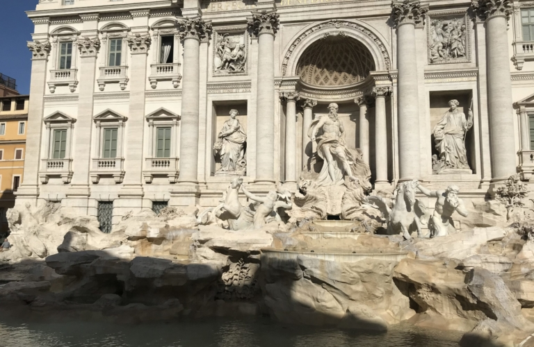 Roma (ou A Divina Comédia)