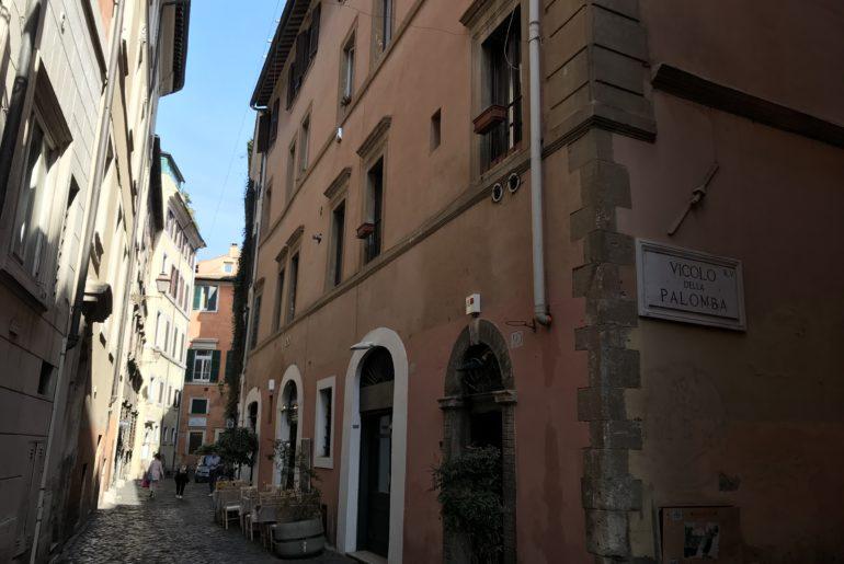 Roma (ou A Divina Comédia) 4