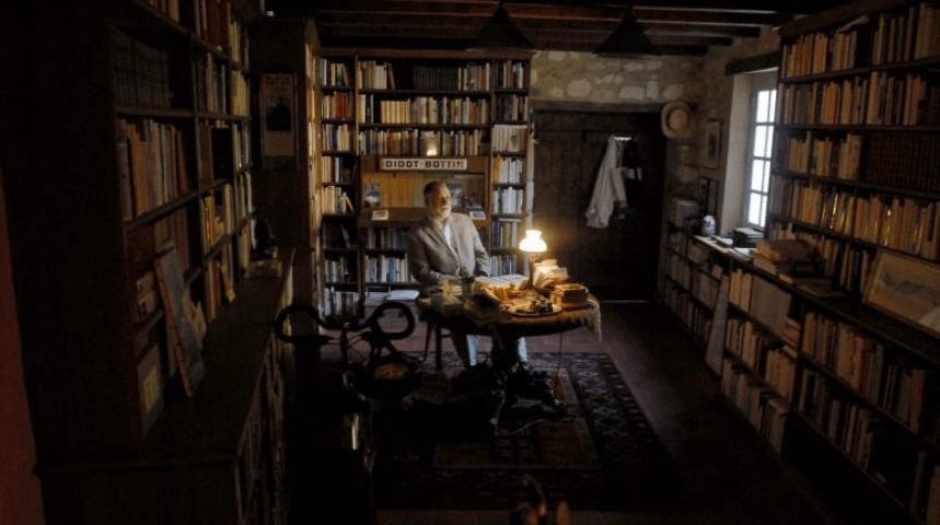Alberto Manguel doa biblioteca pessoal à cidade de Lisboa 3