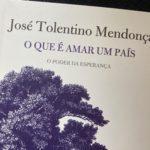 O Que É Amar Um País, José Tolentino Mendonça 3