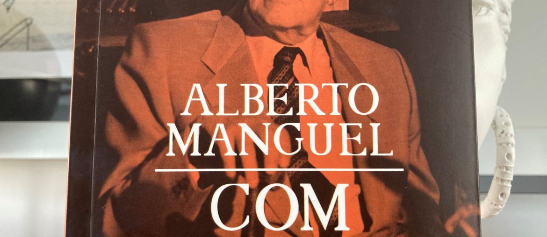 Com Borges, Alberto Manguel 1