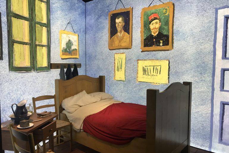 Meet Vincent Van Gogh em Lisboa 4
