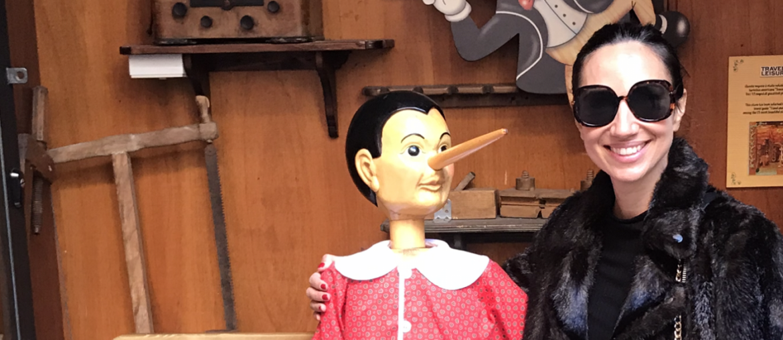 Ser Pinóquio – a marioneta humana 3
