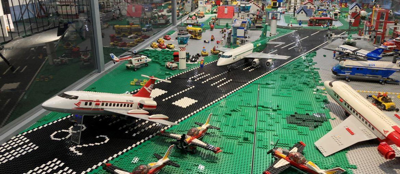 Cordoaria Nacional com LEGO 1