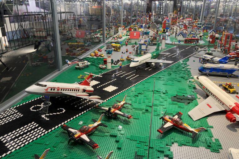 Cordoaria Nacional com LEGO 5