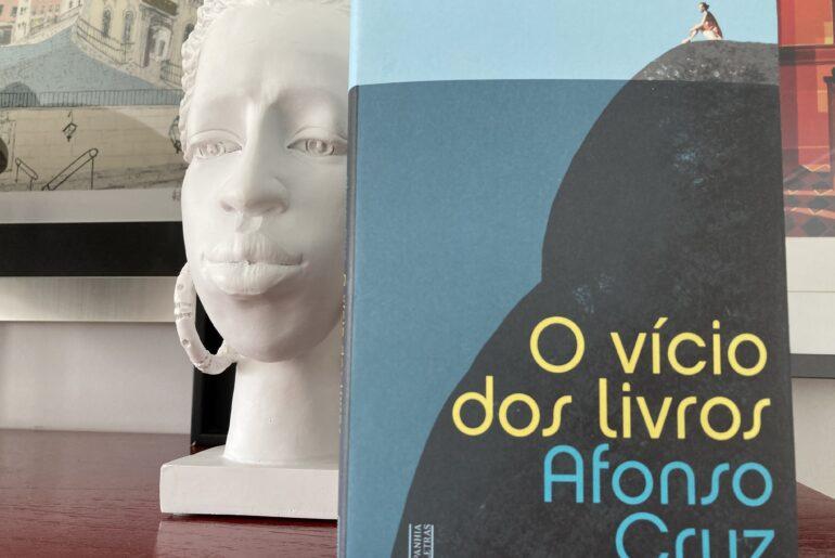 O vício dos livros, Afonso Cruz 9
