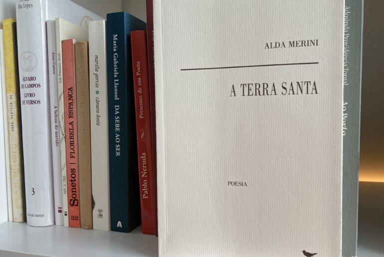 Alda Merini, A Terra Santa 6