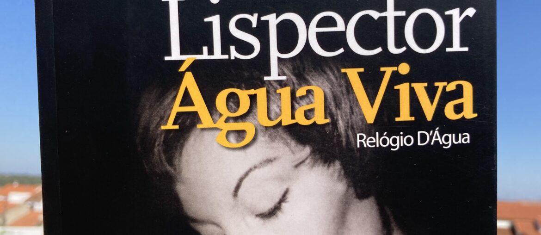 Água Viva, Clarice Lispector 3