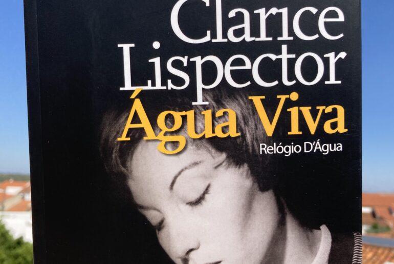 Água Viva, Clarice Lispector 11