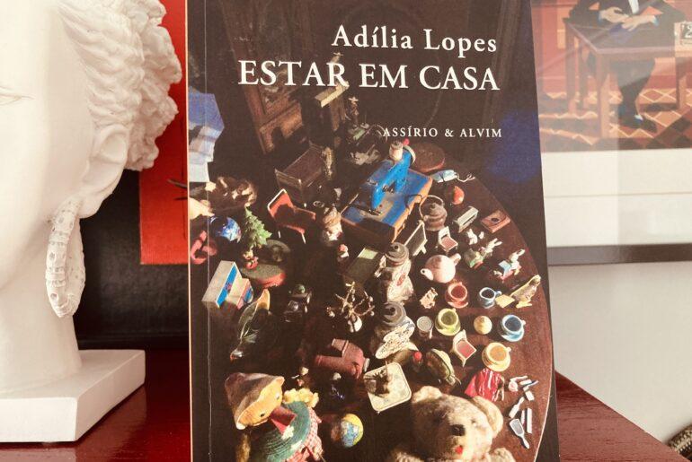 Adília Lopes, Estar em Casa 4