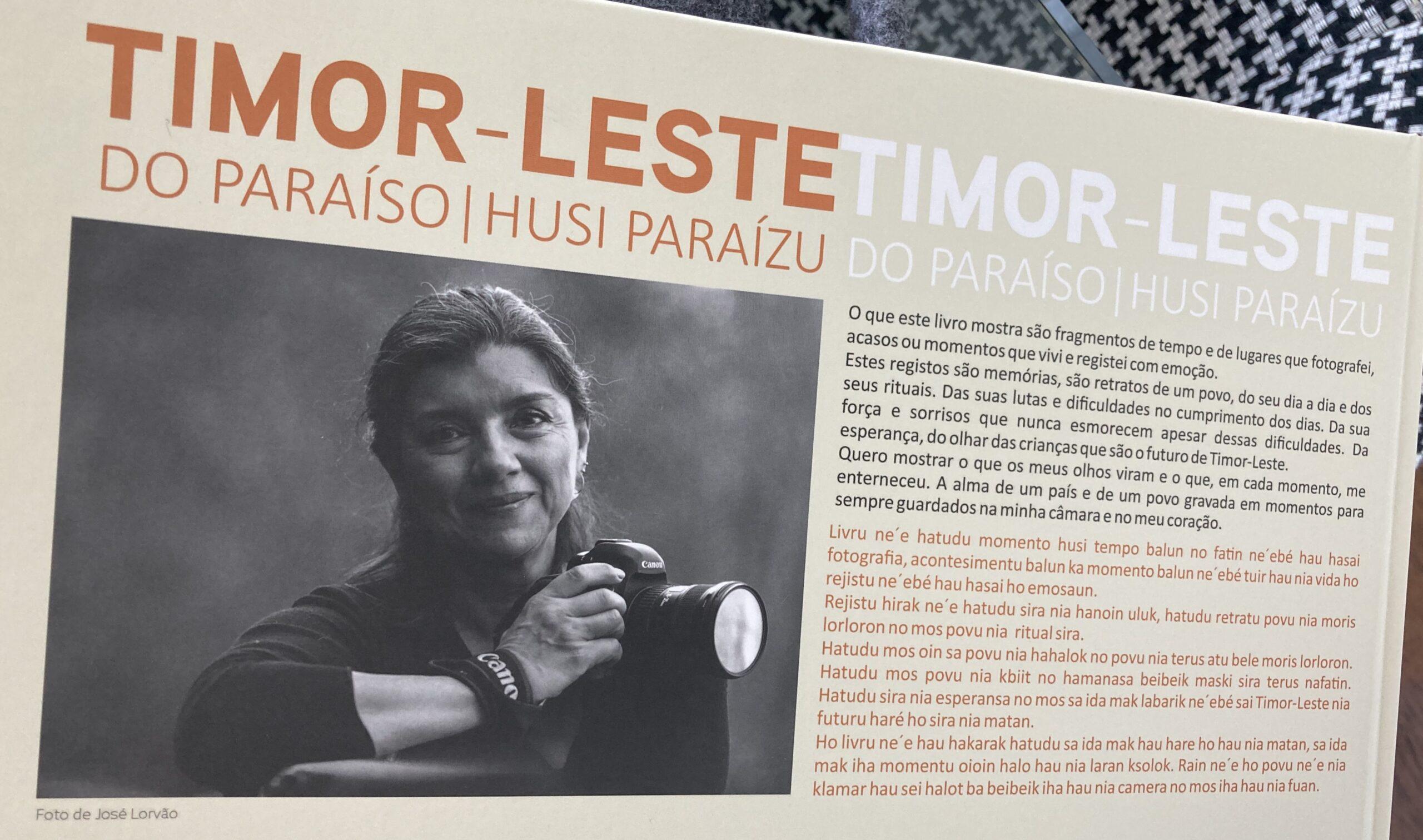 Timor-Leste Do Paraíso, Isabel Nolasco 74